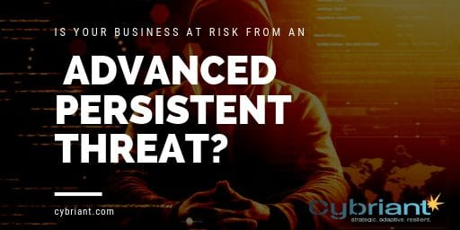 Is your Business at Risk from an Advanced Persistent Threat?
