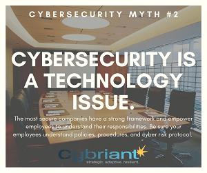 cybersecurity myths