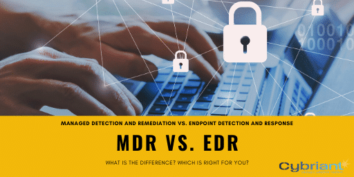 MDR vs. EDR: What is the Difference?