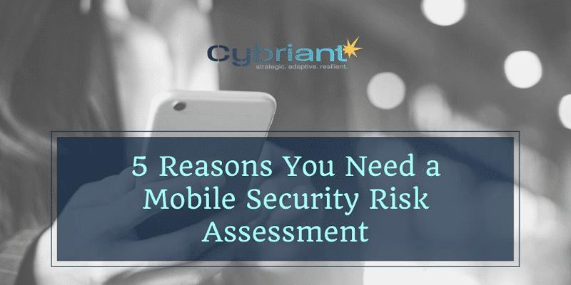 mobile security risk assessment