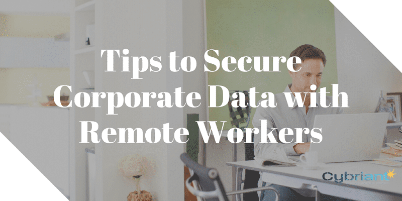 secure corporate data