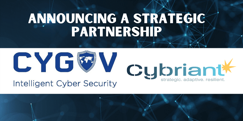 Announcing Strategic Partnership with CyGov