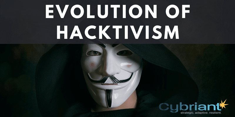 Infographic: Evolution of Hacktivism