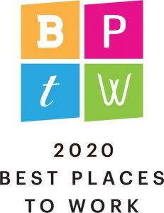 Cybriant best place to work 2020