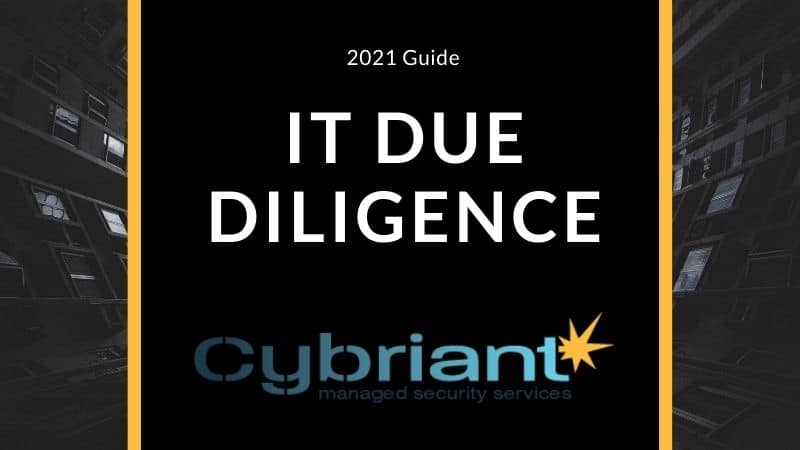 it due diligence