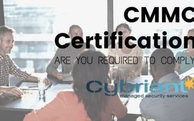 Who Needs CMMC Certification?