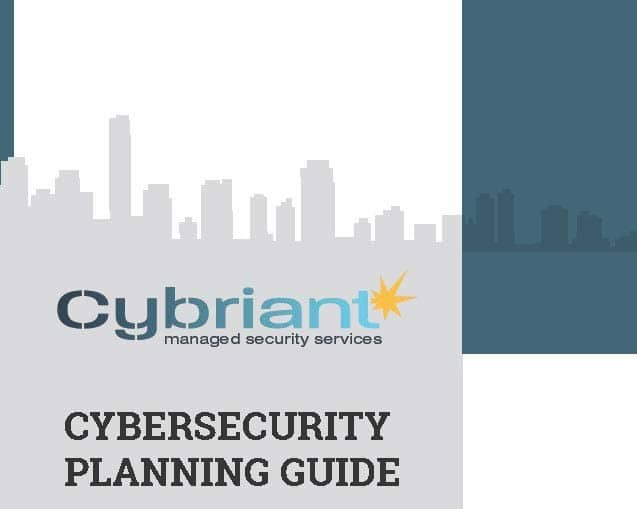 cybersecurity planning guide