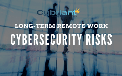 Cybersecurity Risks Associated with Continued Long-Term Remote Work