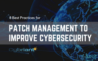 8 Best Practices for Patch Management to Improve Cybersecurity