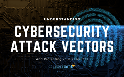 Understanding Cybersecurity Attack Vectors and Protecting Your Data