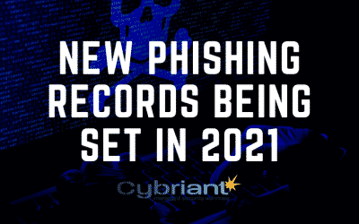 New Phishing Records Being Set in 2021