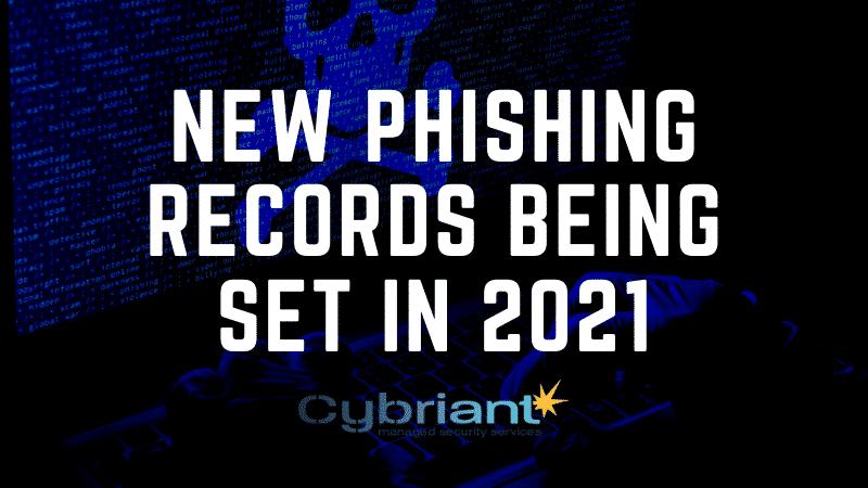 phishing record 2021