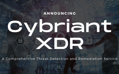 Cybriant Launches CybriantXDR, a Comprehensive Threat Detection and Remediation Service