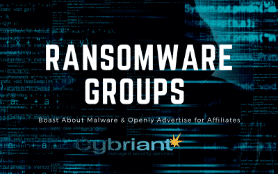 Ransomware Groups Boast About Their Malware